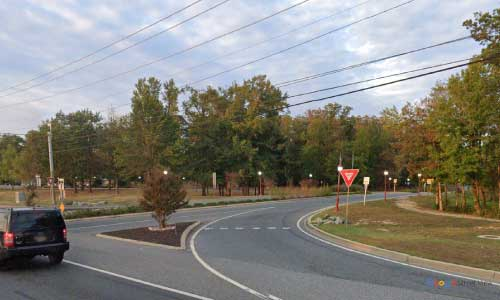 de us route 13 delaware us13 smyrna rest area bidirectional exit